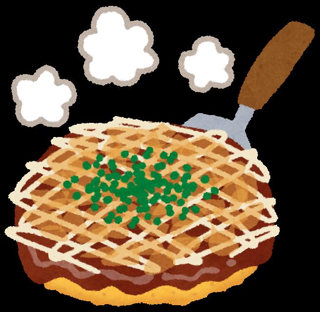 次回のイベントは、調理実習『お好み焼き』です!