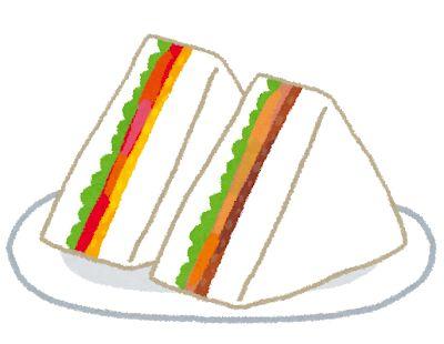 イベント「サンドウィッチを作ろう」