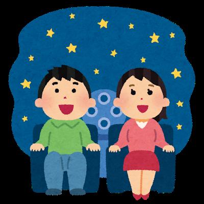 イベント「プラネタリウム鑑賞会」