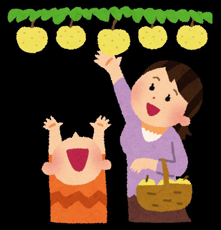 イベント「梨狩りに行こう!」