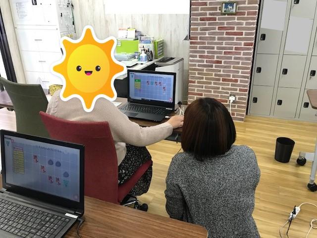プログラミング講座~はじめてのプログラミング~を行いました。